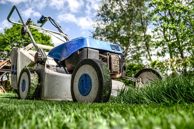 tips for buying a used lawn mower